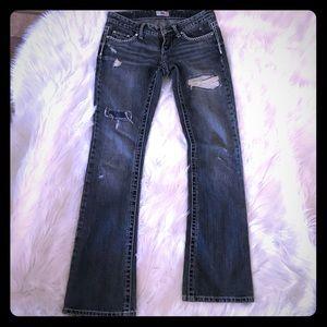 {Daytrip} Distressed Leo Jeans